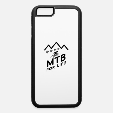 Mountain Bike Mountain Bike Mountain Bike Mountain Bike - iPhone 6 Case