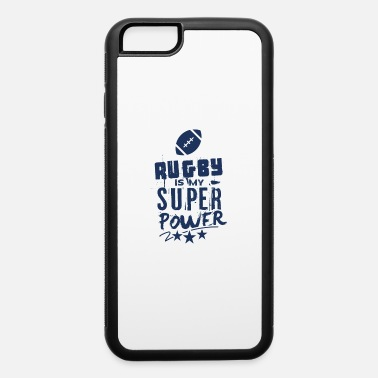 Rugby Rugby Rugby Rugby - iPhone 6 Case