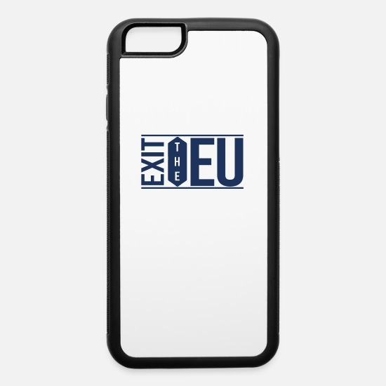 Eu iPhone Cases - EU Elections - iPhone 6 Case white/black