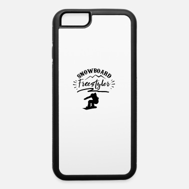 Freestyle Freestyle Snowboarding - iPhone 6 Case