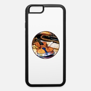 Bugle Violin And Bugle - iPhone 6 Case