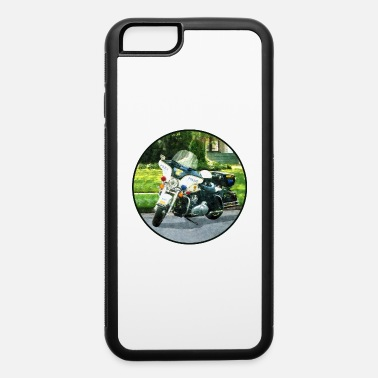 Police Police Motorcycle - iPhone 6 Case