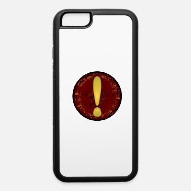 Mark Something exclamation mark - iPhone 6/6s Rubber Case