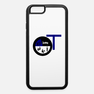 Occupational OT Clock - iPhone 6 Case