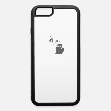 St. Claire MICHIGAN ST CLAIR SHORES US STATE EDITION - iPhone 6 Case