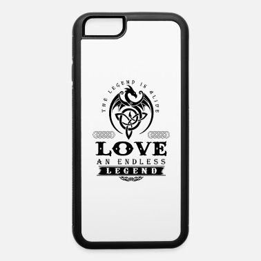 Love LOVE - iPhone 6/6s Rubber Case