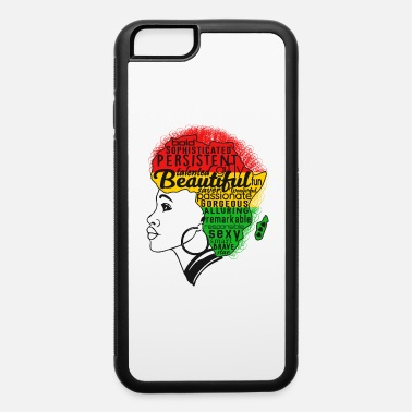 Afro AFRO forLIGHT - iPhone 6 Case