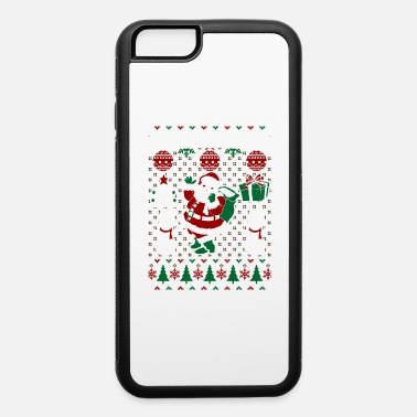 Canton Christmas Ugly Sweater Canton Ohio - iPhone 6/6s Rubber Case