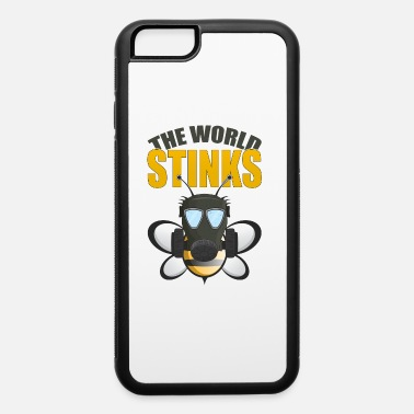 Animal Rights Activists The World stinks Vegan Animal rights activist - iPhone 6 Case