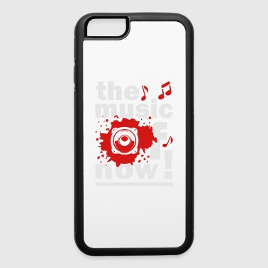The Music Of Now - iPhone 6/6s Rubber Case
