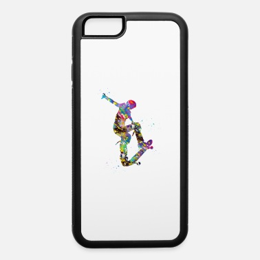 Skateboard Skateboarder, Skateboard - iPhone 6 Case