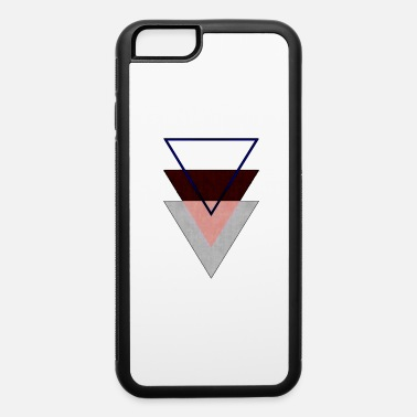 Triangle Geometric Triangle - iPhone 6 Case