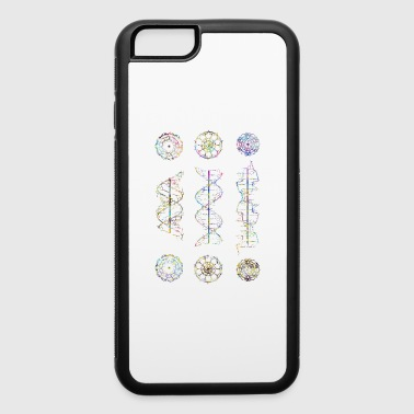 DNA helix - iPhone 6/6s Rubber Case