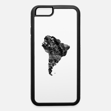 South America South America map - iPhone 6 Case