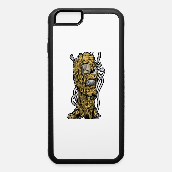 Over iPhone Cases - Creature - iPhone 6 Case white/black