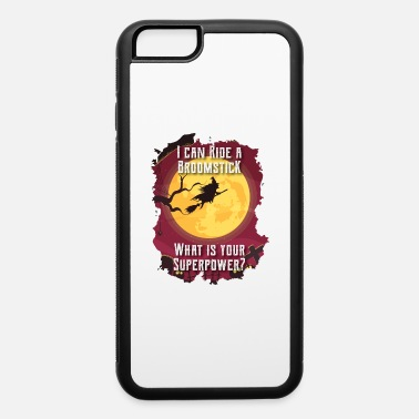 Wear Broomstick Ride - iPhone 6/6s Rubber Case