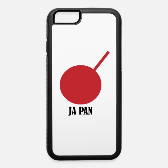 Lunch iPhone Cases - Japan - Ja Pan - iPhone 6 Case white/black