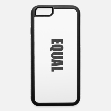 Equalizer EQUAL - iPhone 6 Case