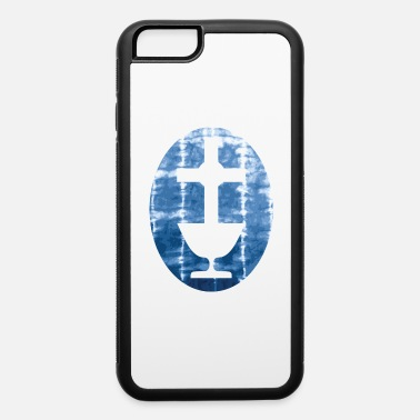 Graphics Vector-design Vector-graphic Abstract Jesus Design - iPhone 6 Case