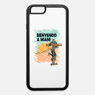 Crucifix Beinvenido A Miami - iPhone 6 Case