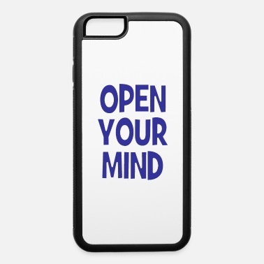 Open Source OPEN YOUR MIND - iPhone 6 Case