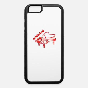 Shouter addicted piano - iPhone 6 Case