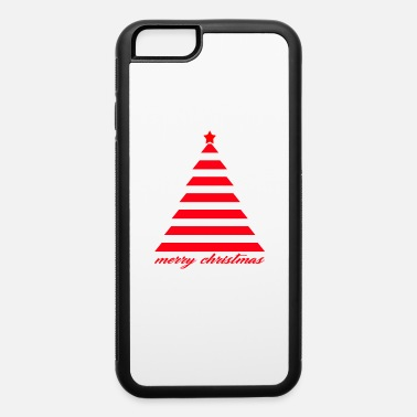New Years Resolutions christmas pyramid - iPhone 6 Case