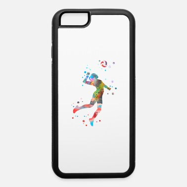 Girls Volleyball Volleyball girl - iPhone 6 Case