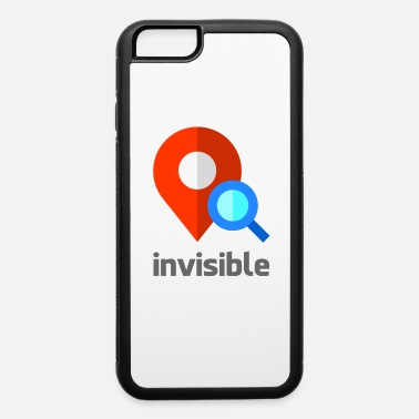 Skull Hipster invisibleplace - iPhone 6 Case