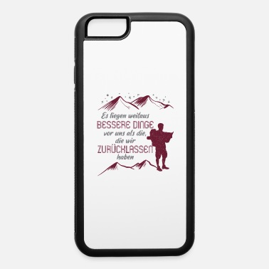 Trek Better things before gift wander gift idea - iPhone 6 Case