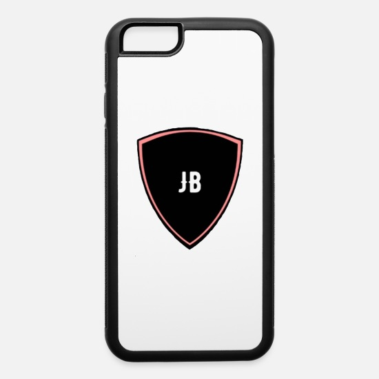 Symbol  iPhone Cases - Logo - iPhone 6 Case white/black