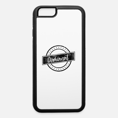Dominant Retro Phone Cases - iPhone 6 Case
