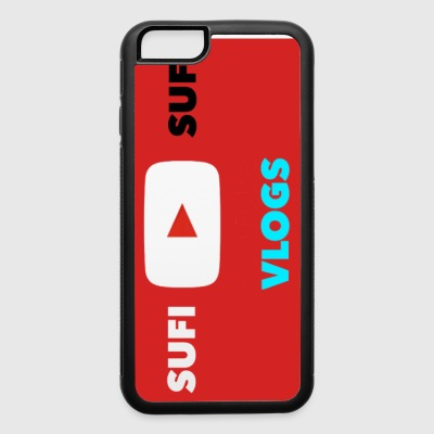 Sufi Suf Vlogs - iPhone 6/6s Rubber Case