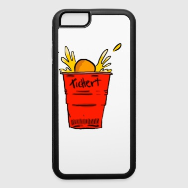 Beer pong - iPhone 6/6s Rubber Case