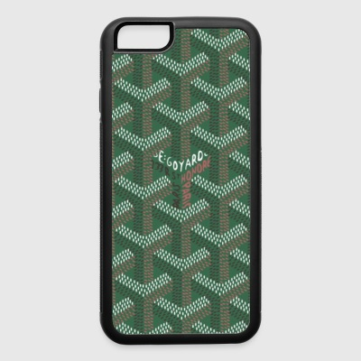 Green - iPhone 6/6s Rubber Case