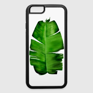 Banana Leaf Painting Case - iPhone 6/6s Rubber Case