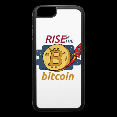 Rise of the bitcoin - iPhone 6/6s Rubber Case