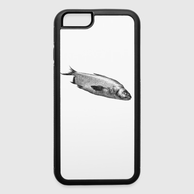 drawing realistic fishes - iPhone 6/6s Rubber Case