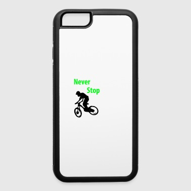 never stop - iPhone 6/6s Rubber Case