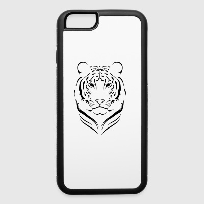 Wild tiger - iPhone 6/6s Rubber Case