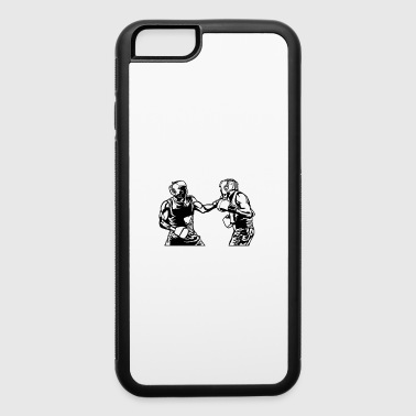 FIGHT HARD - iPhone 6/6s Rubber Case