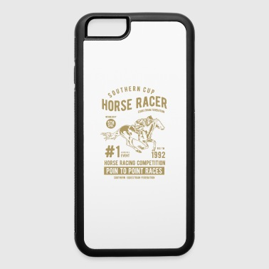 HORSE RACER - iPhone 6/6s Rubber Case