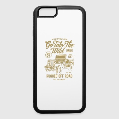 GO INTO THE WILD - iPhone 6/6s Rubber Case