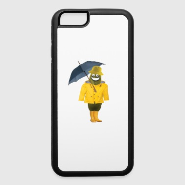 Pickle In The Rain - iPhone 6/6s Rubber Case