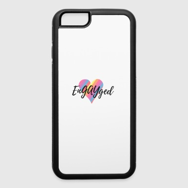 EnGAYged - iPhone 6/6s Rubber Case