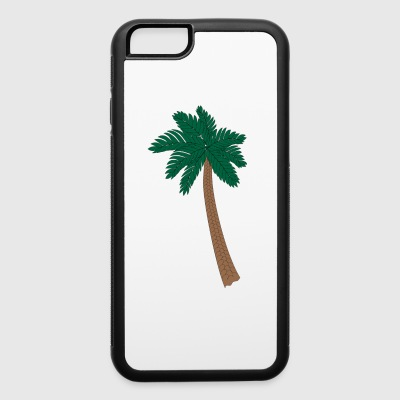 Palm Tree - iPhone 6/6s Rubber Case