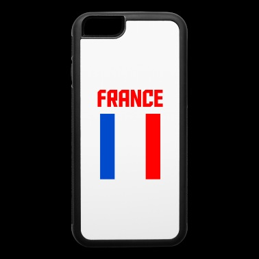 TEE SHIRT FRANCE - iPhone 6/6s Rubber Case