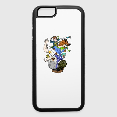 Fantastic Beasts - iPhone 6/6s Rubber Case
