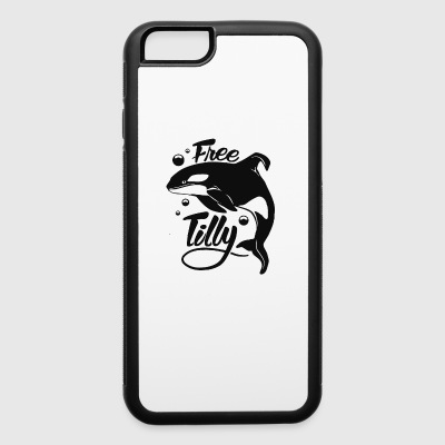 Long Tilly Cyber System - iPhone 6/6s Rubber Case
