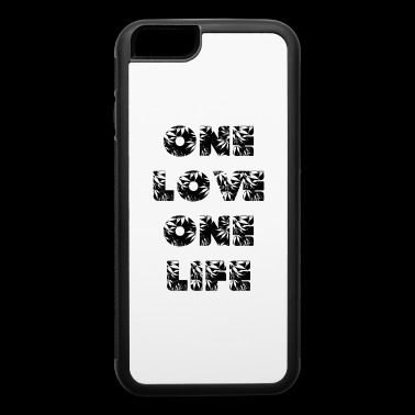 One love one life - iPhone 6/6s Rubber Case